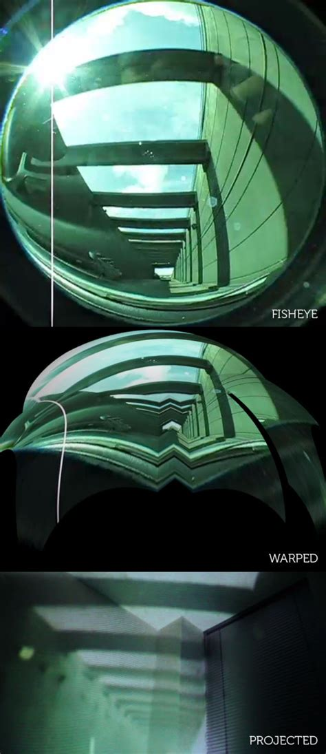 spherical mirror room turn your living room into an omnimax tutorial projection mapping central