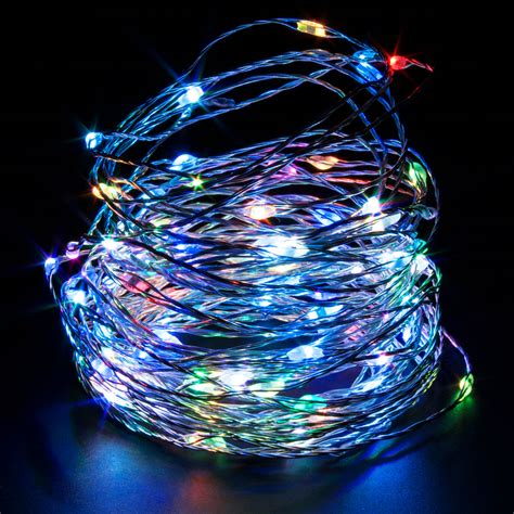rgb led string lights rgb led string light 65ft