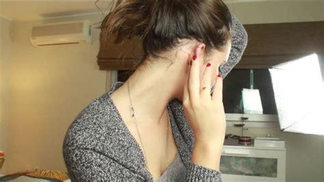 Dot Tattoo Behind Ear | three dots behind your ear tattoo tattoos pinterest