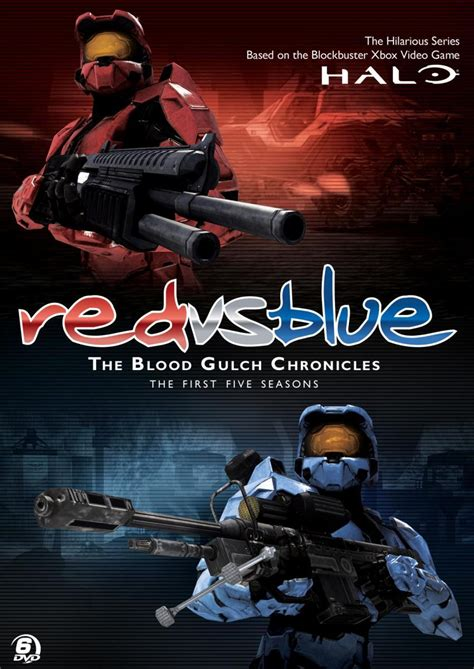 red vs blue the blood gulch chronicles tv series 2003 red vs blue the blood gulch chronicles tv series 2003