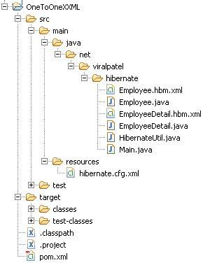xml mapper tutorial hibernate one to one xml mapping tutorial exle