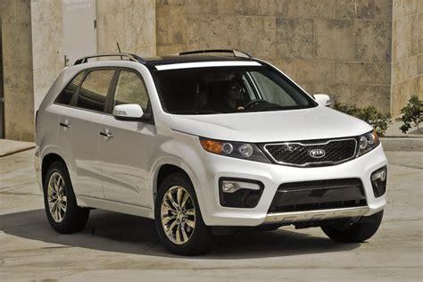 Kia Santa Fe Sport Hyundai Santa Fe Vs Kia Sportage 2013 Html Autos Weblog