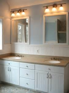 wainscot bathroom vanity orange county ny rylex