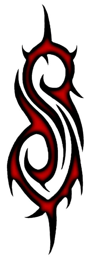 slipknot tribal s tattoo slipknot by sandwolf93 on deviantart