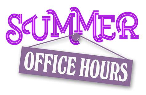 Summer Office by Boyer Valley Community School District Summer Office Hours