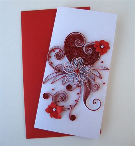 Handmade Valentines Card Design - creative handmade s day cards ideas crafts