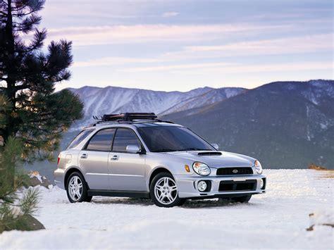 subaru impreza sport wagon subaru impreza wrx sport wagon gga 2000 02