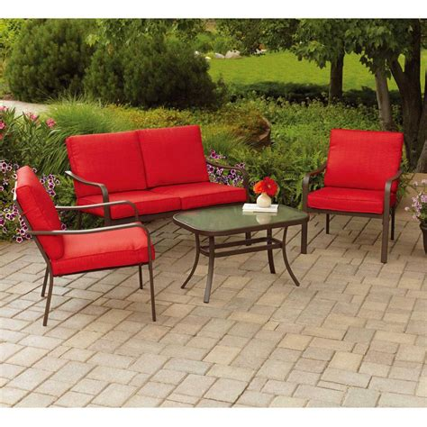Walmart 6 Patio Set by Walmart Patio Furniture Is On Sale Dwym