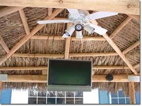 Tiki Bar Thatch Roof Deck Design Gallery Tiki Huts And Bars Tiki Bar Thatched Roof