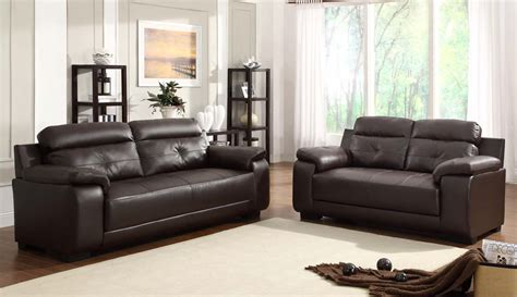 what does bonded leather mean on a sofa homelegance zane sofa set dark brown all bonded