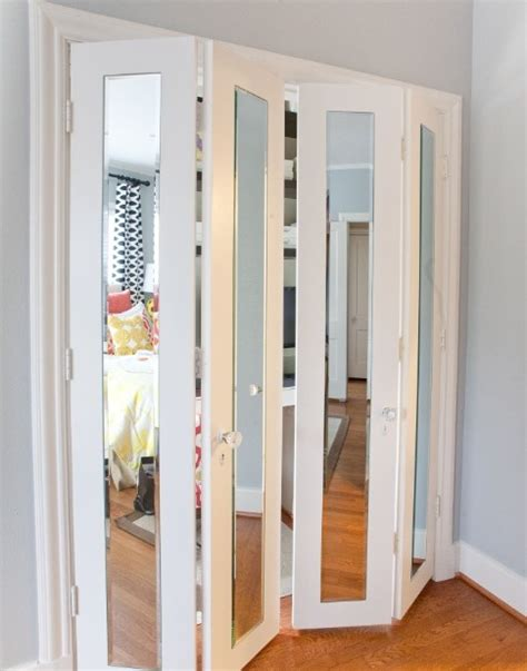 Glass Panel Closet Doors Interior Doors With Glass