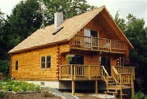 Prefab Homes Under 1000 Sq Ft by Chalet Log Home Chalet Log Homes Plans Amp Kits