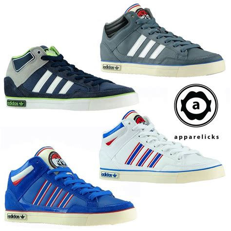 adidas originals mens vc  trainers sneakers  high