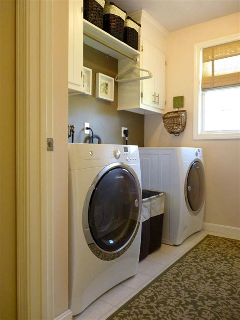 design laundry room beautiful and efficient laundry room designs hgtv