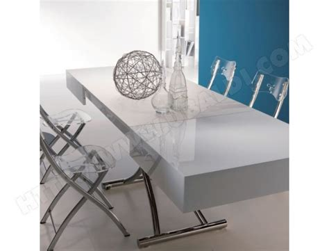 table basse transformable pas cher table basse ozzio box table transformable pas cher ubaldi