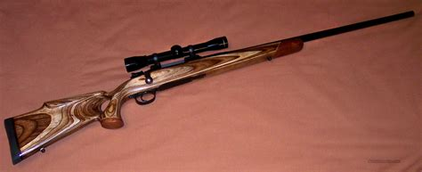 Handmade Rifle - mauser custom 30 06 with leuplod scope for sale
