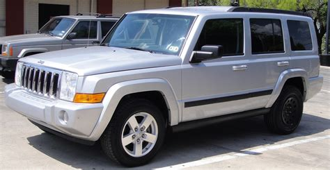 Commander Jeep 2008 2008 Jeep Commander Information And Photos Momentcar