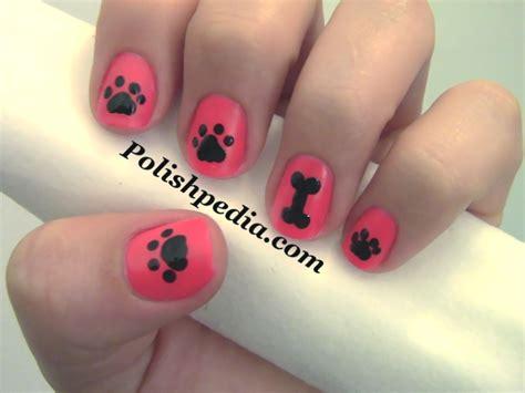 painting dogs nails paw nail polishpedia nail nail guide shellac nails website