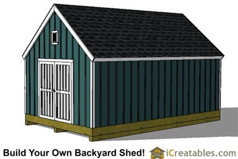 colonial style shed plans
