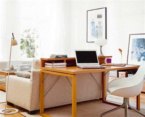 computer desk in living room ideas detr 225 s del sof 225 ideas para crear un rinc 243 n de trabajo