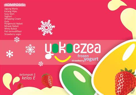 desain kemasan yogurt desain kemasan yogurt