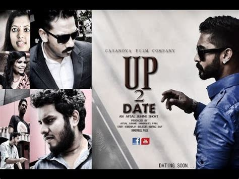 short film from up up 2 date the first date malayalam short film youtube