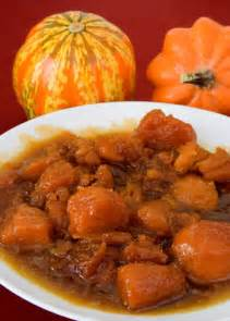 yam recipe thanksgiving holiday candied yams