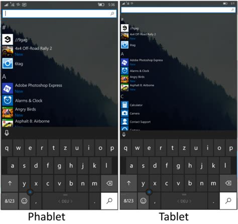 windows mobile tablet turn your windows 10 mobile phone into a phablet with the