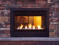 Twilight Modern Fireplace by Heat Glo Gas Fireplaces
