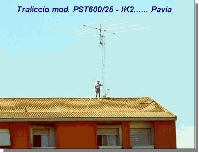 traliccio radioamatore pst600 25 traliccio