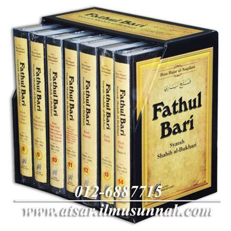 Fathul Baari Jilid 19 Ibnu Hajar Al Asqolani fathul bari syarah shahih al bukhari edisi paket 2