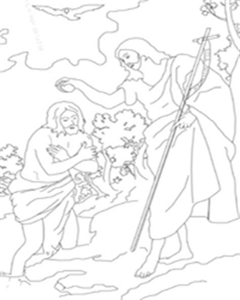 the luminous mysteries colouring pages