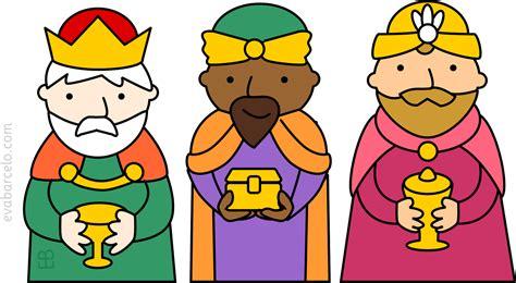 imagenes los reyes magos melchor gaspar y baltasar eva barcel 243 evacreando apps ilustraci 243 n infantil