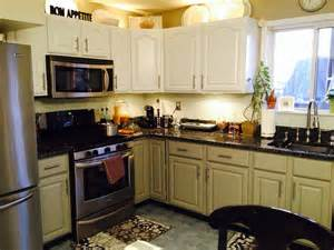 Kitchen Cabinet Pinterest Newly Painted Kitchen Cabinets Decorating Pinterest