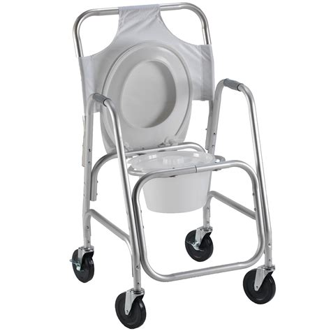 shower transport wheelchair shower transport chair w commode free shipping home