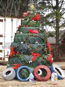 ideas about white trash christmas tree easy diy