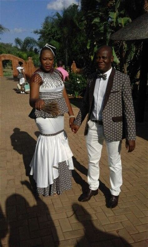 Wedding Attire For Couples by Tswana Traditional Wedding Attire For Couples 2017 Images