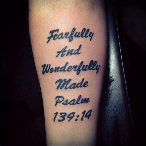 is tattoo allowed in bible bible verse tattoo psalm 139 14 tattoos pinterest