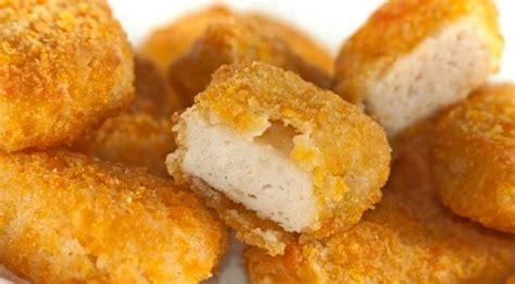 Nugget Ayam Vege siapa bilang vegetarian nggak bisa makan daging ini 5
