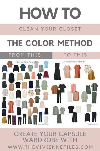 1164 best how to build a capsule wardrobe images on