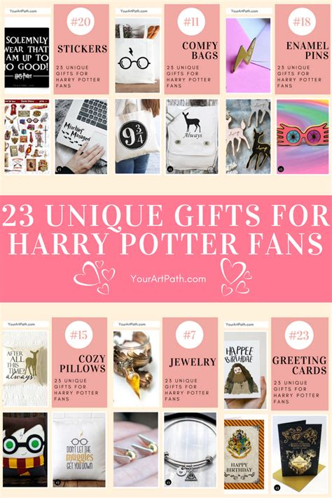unique gifts for mets fans 23 unique gifts for harry potter fans your path