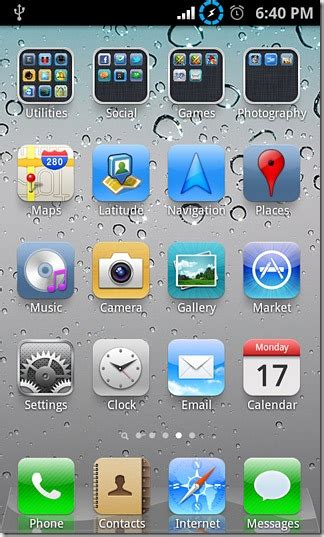 best iphone launcher apk 25 best android launchers for home screen replacement