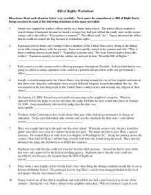 19 best images of all amendment worksheet 27 amendments
