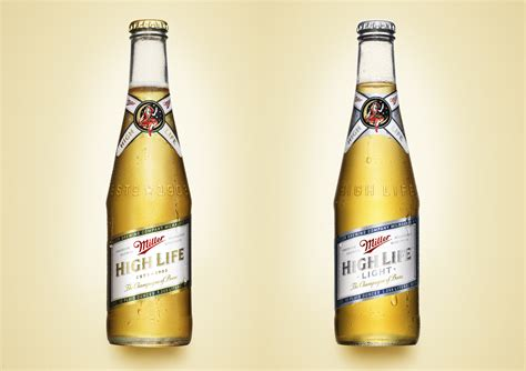 Miller High Lite by Miller High Graphis