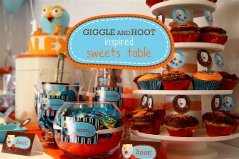 Giggle And Hoot Decorations by Giggle Hoot Giggle And Hoot Theme Ideas