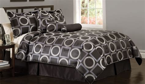 black bedroom comforter sets black and white bedding geo grid black comforter sets and decorative pillows