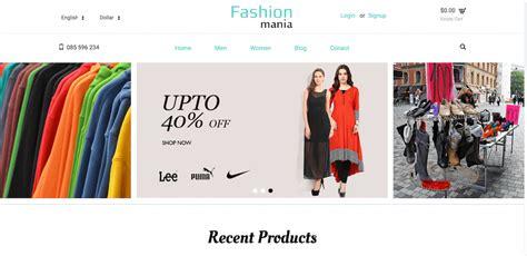 dress design website free 25 modelos gratuitos para seu site de vendas online jivochat