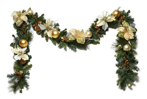 Cheap Banister Ideas Christmas Garland Decorations Letter Of Recommendation