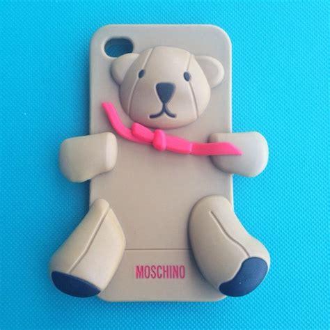 Moschino Doll Iphone 4 4s Custom gennarino moschino cover per iphone bottero