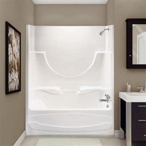 figaro ii tub shower afr  menards furniture